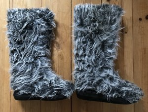 Winter Boots light grey-grey