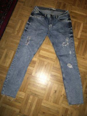 stylische Zara Jeans