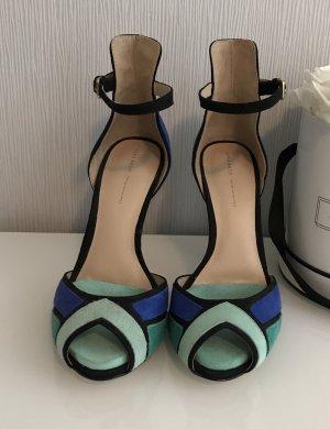 Stylische Zara-Sandalen (36) zu verkaufen