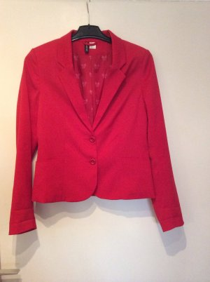 stylischer Blazer in rot von Divided H&M