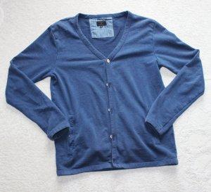 Stylischer Cardigan in dunkelblau