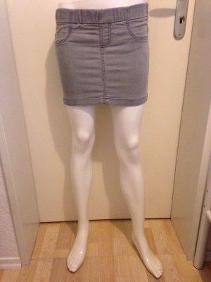 Stylischer Jeans Minirock