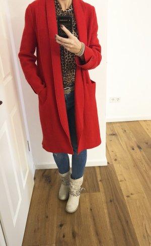 Zara Overgangsjas rood