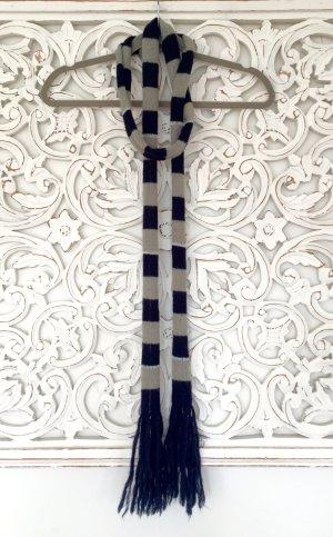 Pepe Jeans Écharpe en laine multicolore laine