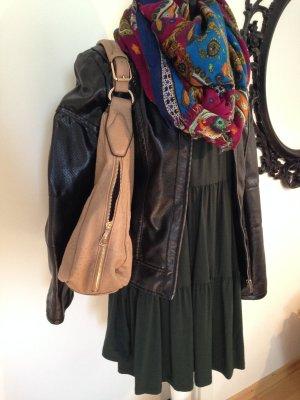 stylisches Herbstkleid von Benneton, Größe S, neuwertig