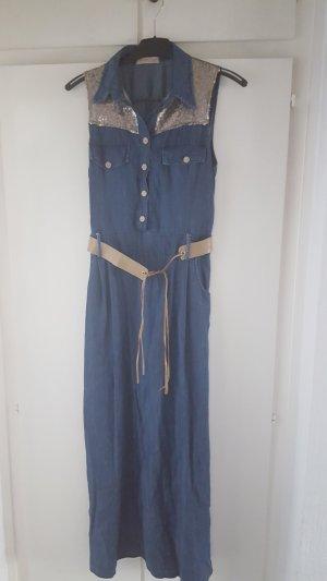 stylisches Jeanskleid aus leichtem Stoff
