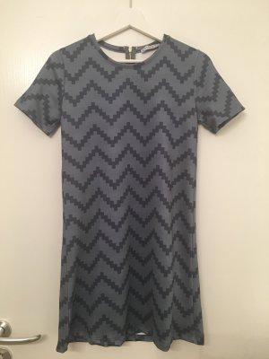 Kling Shirt Dress slate-gray