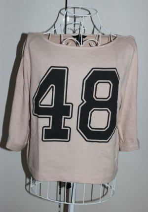 Stylisches T-Shirt mit Aufdruck - oversize