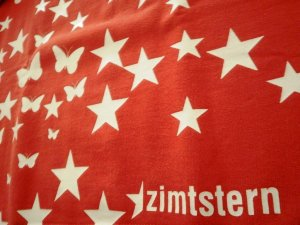 Stylisches ZIMTSTERN Sweatshirt