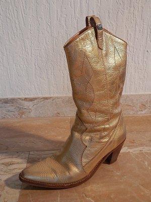 Stylishe Blogger Fashion Western Coweboy Boots BUFFALO Westernstiefel Stiefel