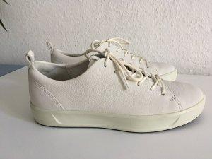 Stylishe Leder ECCO Danish Design Sneaker, Gr.36,5