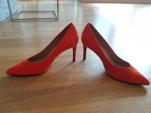 Zara Stiletto orange fluo