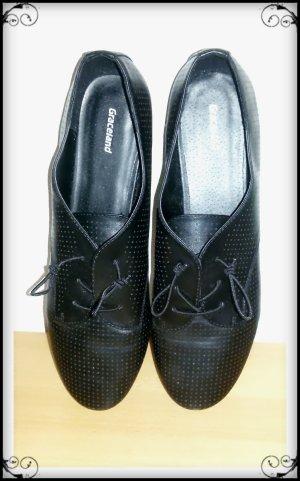 Stylishe Schuhe Ballerinas Gr. 43