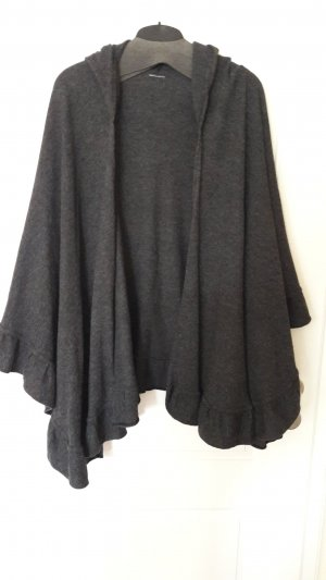 Stylisher Hoodie-Poncho, One Size fits all