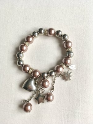 Stylishes Armband in silber rosé
