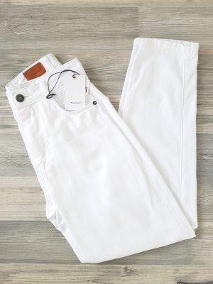 SUBDUED Boyfriend-Jeans, weiß, Gr.34 (Weite 24)