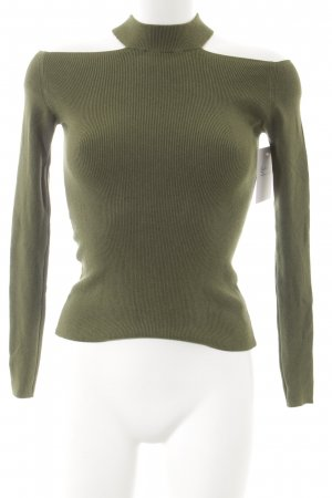 Subdued Longsleeve grüngrau Casual-Look