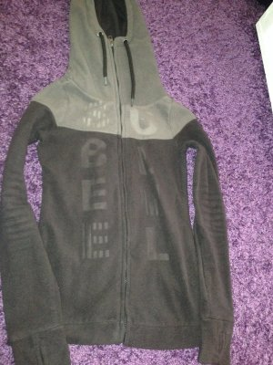 Sublevel fleecejacke 34/xs neuw.