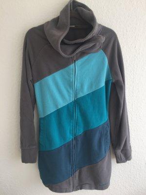 Sublevel Jacke Mantel Sweatshirt lange fleece