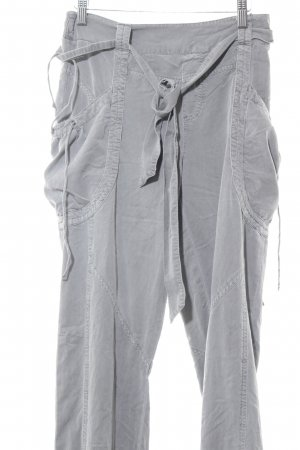 Sublevel Stoffhose hellgrau Casual-Look