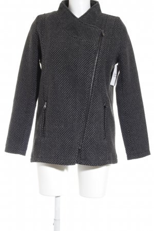 Sublevel Winterjacke schwarz-grau Casual-Look