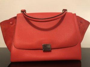 Suede Trapeze Celine Bag