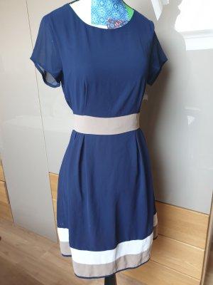 Apricot Vestido de manga corta multicolor
