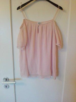 Vero Moda Camicia a tunica rosa pallido-rosa chiaro