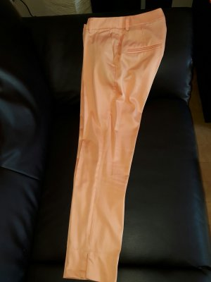 H&M Pantalón tobillero albaricoque