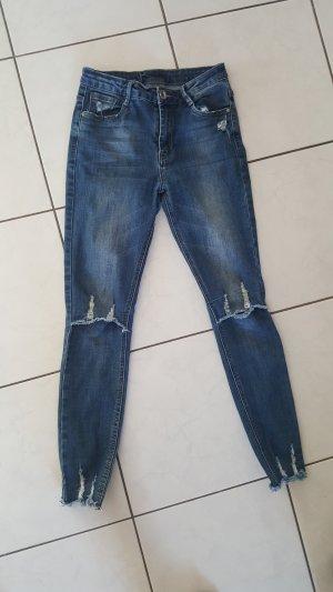 süße 7/8 Jeans