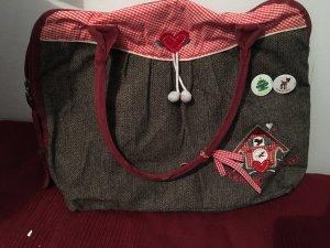 Süße ADELHEID - Glückliche Zeiten Handtasche mit Buttons