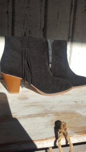 Atmosphere Low boot noir-beige