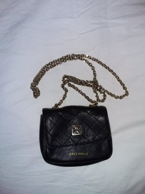 Coccinelle Mini Bag black-gold-colored