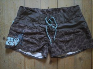 Protest Swimming Trunk light brown-turquoise