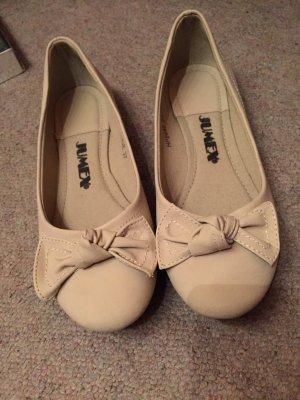 süße Ballerinas mit schleife Größe 37