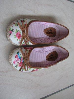 Süße Ballerinas von Peckott, Gr. 37
