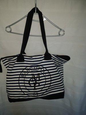 Süße Beach Bag oder Shopper - Maritimer Stil