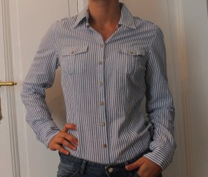 Süße blau weiß gestreifte Bluse von Original Tommy Hilfiger *wie neu*