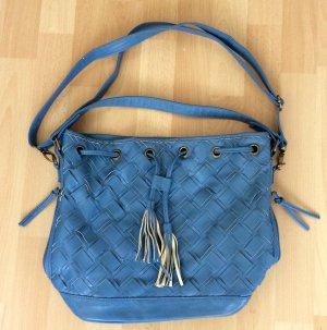 Süße blaue Tasche von Pieces