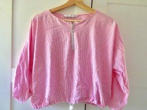 Zara Camicetta a blusa multicolore
