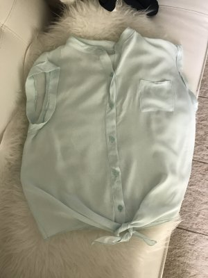 Süße Bluse in Mint