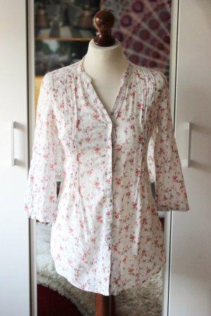 Süße Bluse mit Blümchenmuster von Pimkie Sommer 36 S
