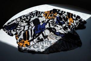 Süße Bluse mit Print, Monki, 34