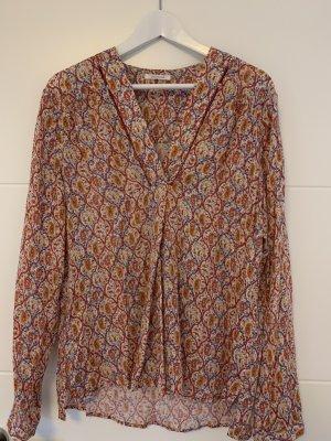 Promod Slip-over blouse veelkleurig