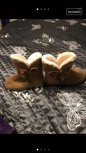 Süße boots in braun
