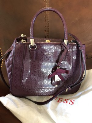 Guess Bolso burdeos