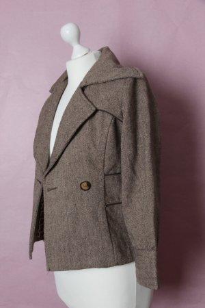Süße braune Kurzjacke / Blazer von Paul Frank NEU