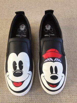 Süße Disney Micky und Minnie Mouse Sneaker Slipon Gr 39