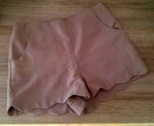 Süße elegante Shorts von Asos in Taupe