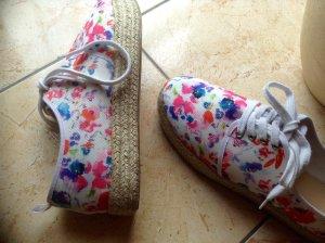 Zapatos Mary Jane multicolor Sintético
